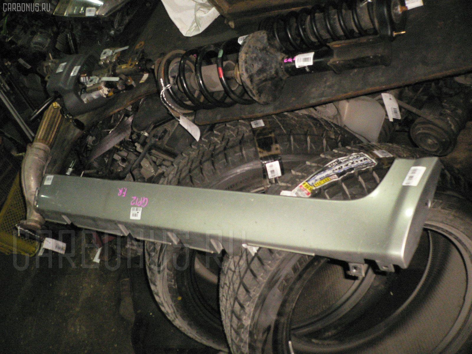 Порог кузова пластиковый ( обвес ) NISSAN PRIMERA QP12 Фото 1