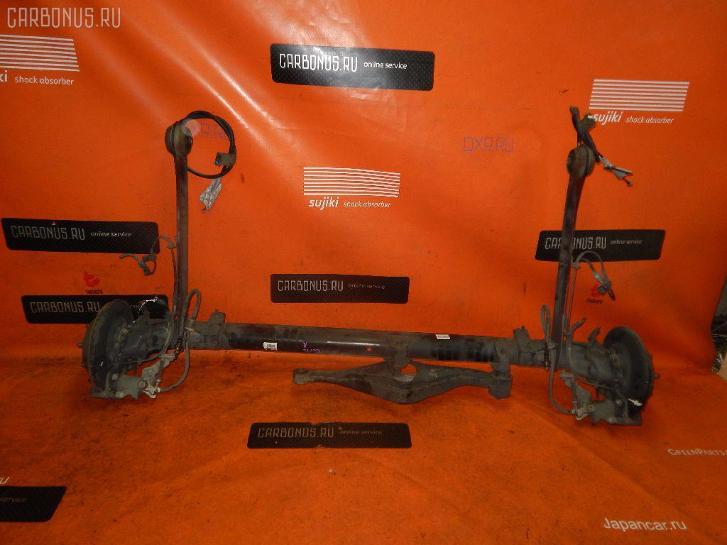 Балка подвески NISSAN PRIMERA QP12 QG18DE. Фото 1