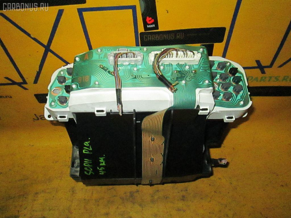 Спидометр TOYOTA PLATZ SCP11 1SZ-FE. Фото 4