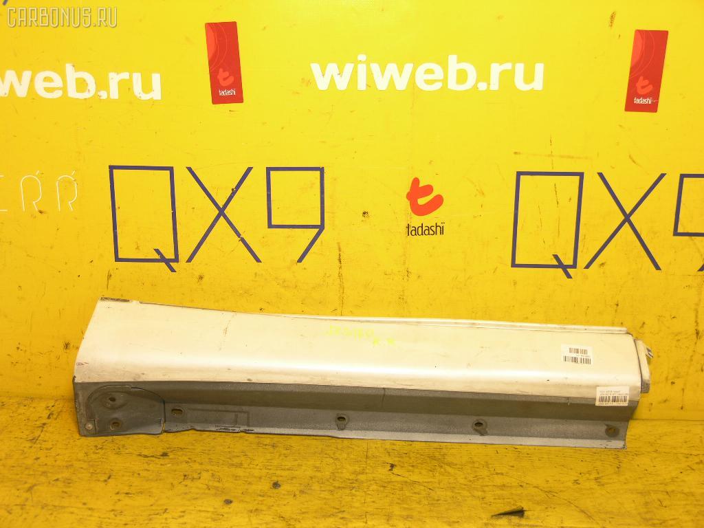 Порог кузова пластиковый ( обвес ) TOYOTA ARISTO JZS160 Фото 1