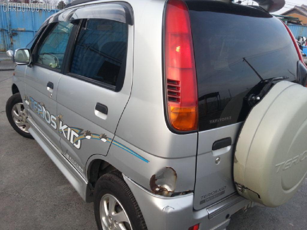 Обшивка багажника DAIHATSU TERIOS KID J111G Фото 7