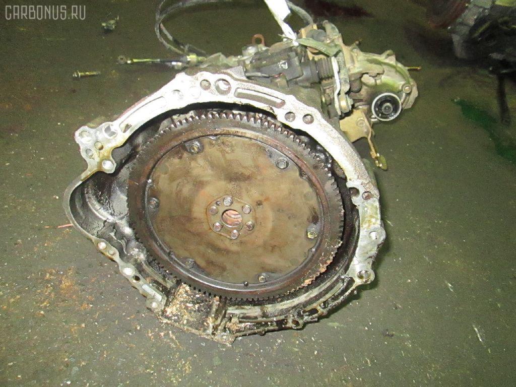 КПП механическая DAIHATSU TERIOS KID J111G EF-DET. Фото 2