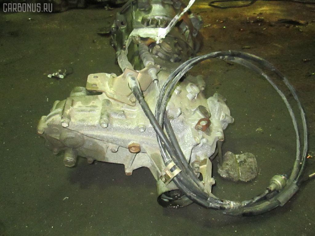 КПП механическая DAIHATSU TERIOS KID J111G EF-DET. Фото 4