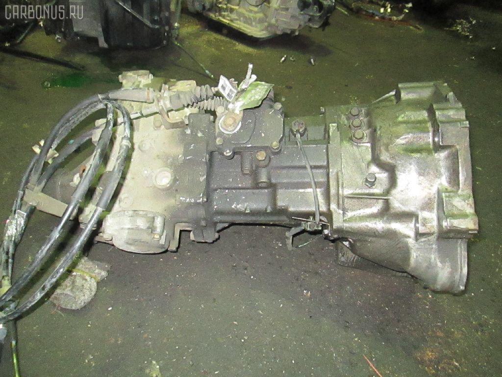 КПП механическая DAIHATSU TERIOS KID J111G EF-DET. Фото 5