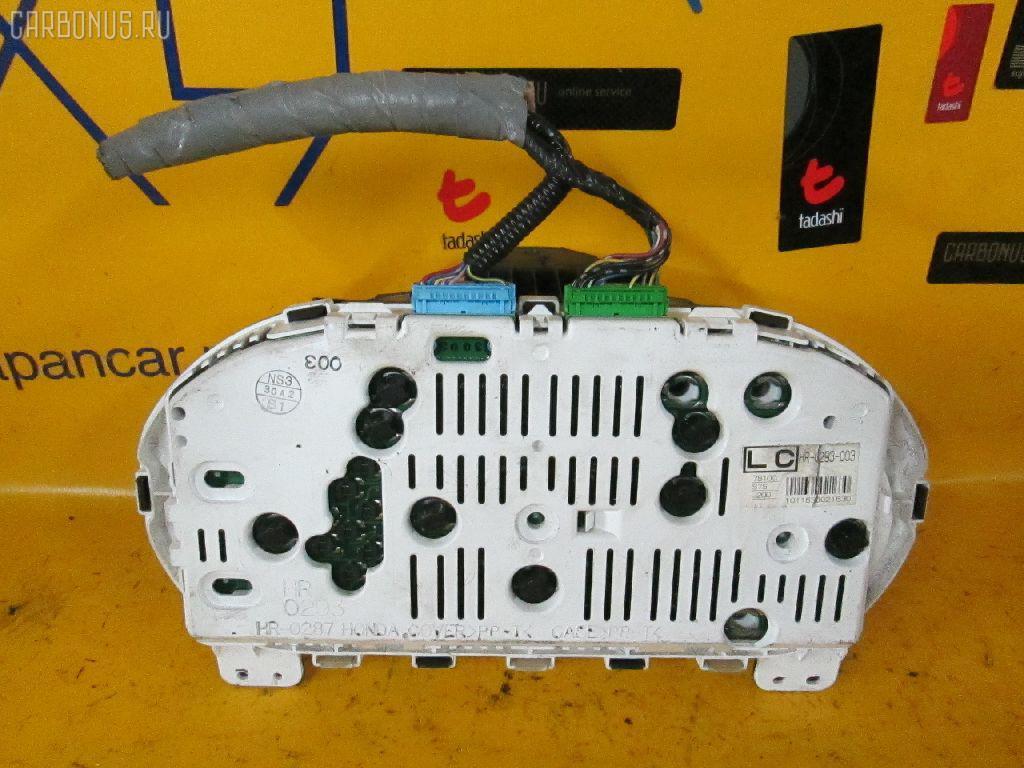 Спидометр HONDA STEPWGN RF3 K20A. Фото 4
