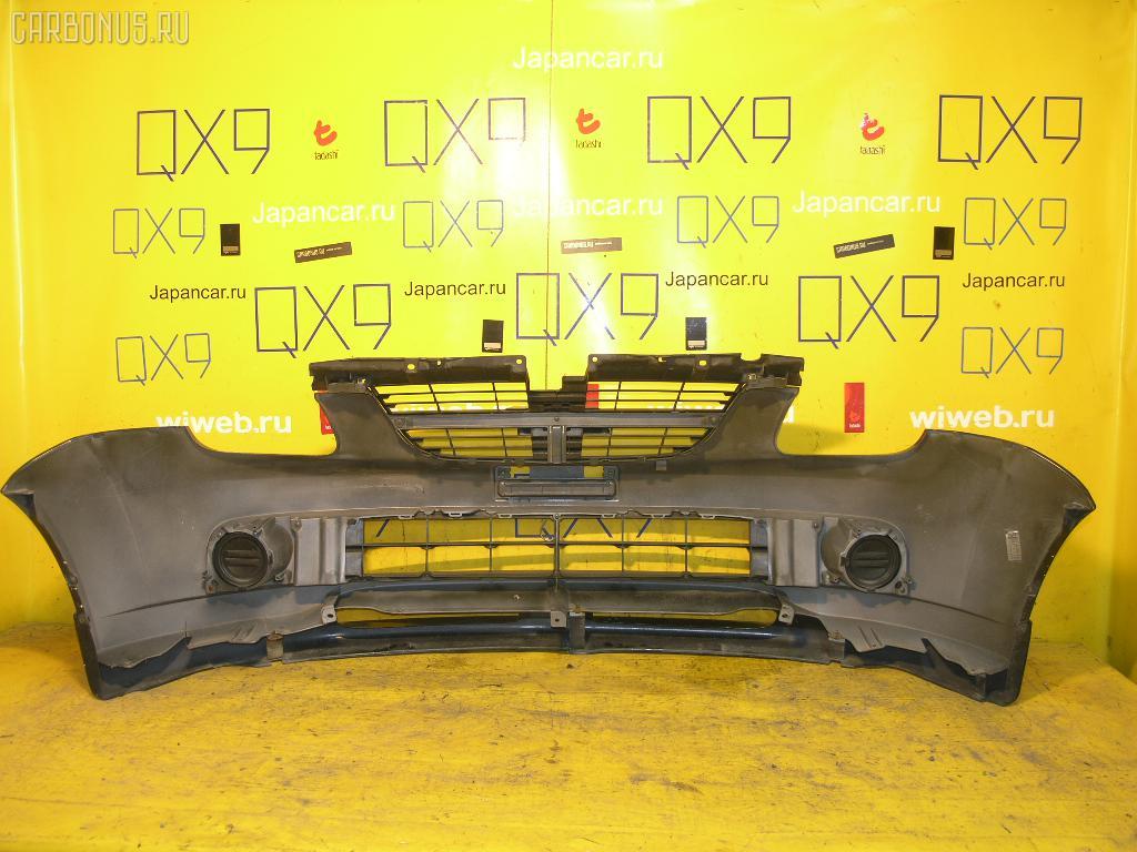 Бампер SUZUKI CHEVROLET CRUZE HR51S. Фото 10