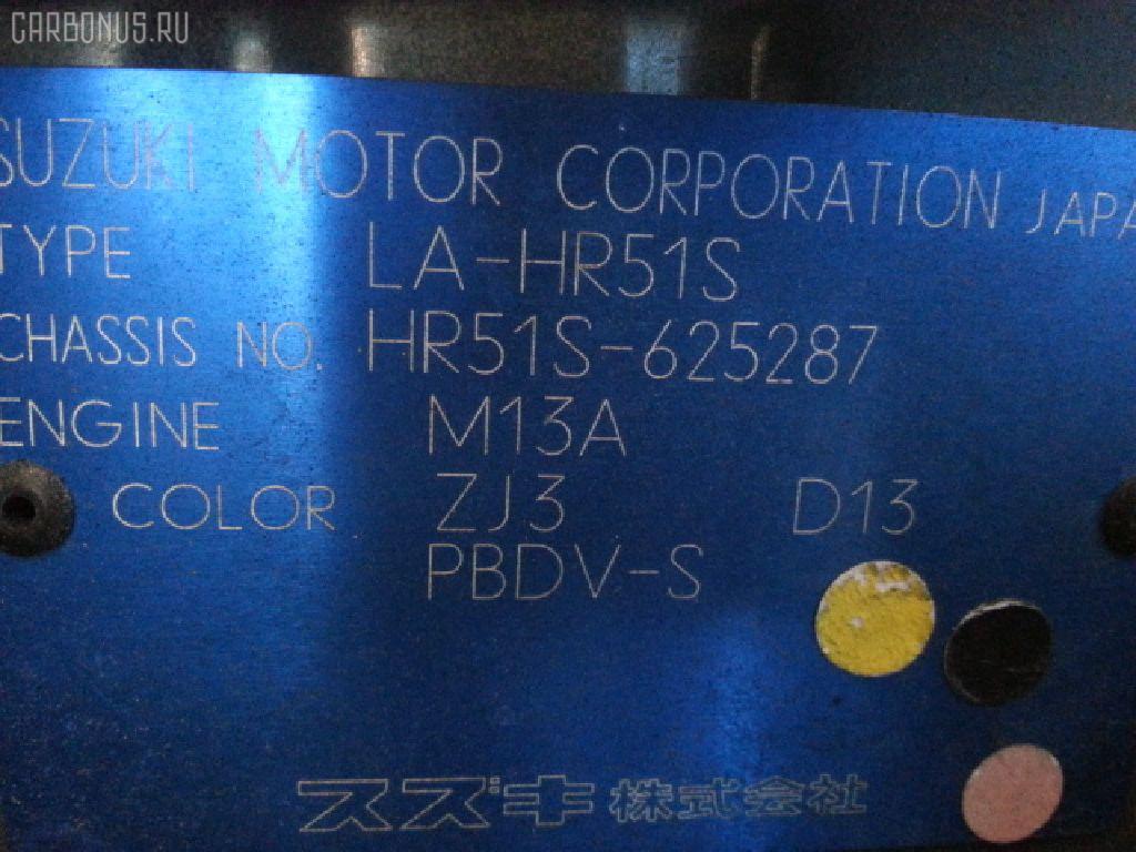 Обшивка багажника SUZUKI CHEVROLET CRUZE HR51S Фото 3