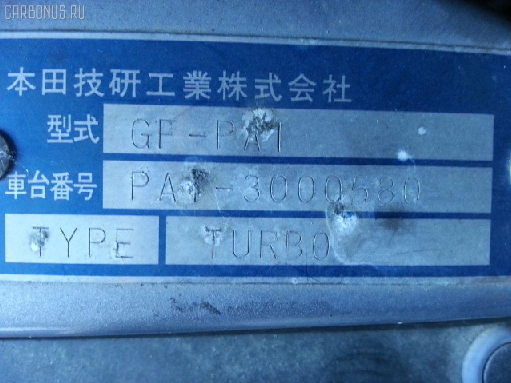 Рулевая колонка HONDA Z PA1 Фото 4
