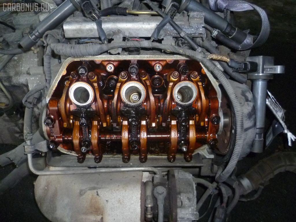 Двигатель HONDA Z PA1 E07Z-T. Фото 1