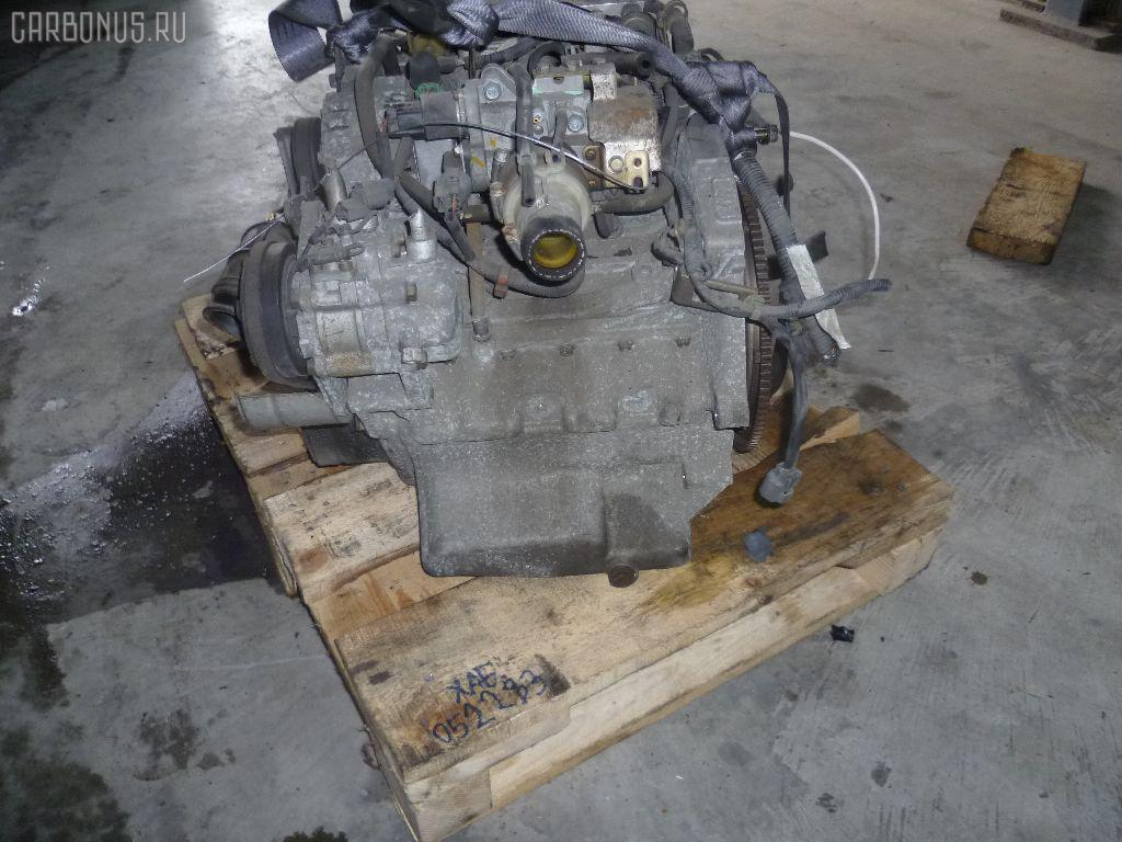 Двигатель HONDA Z PA1 E07Z-T. Фото 9