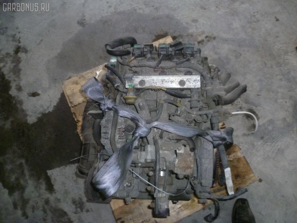 Двигатель HONDA Z PA1 E07Z-T. Фото 10