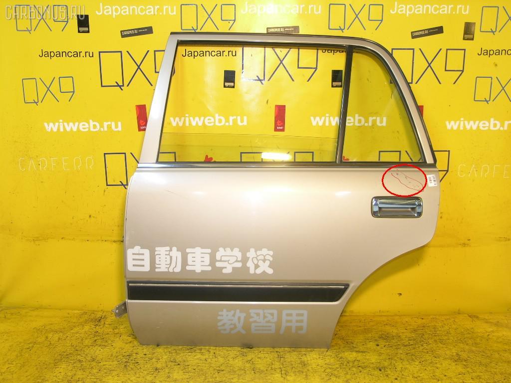 Дверь боковая TOYOTA CROWN COMFORT LXS11 Фото 1