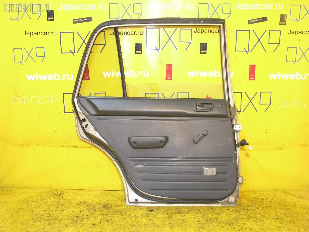 Дверь боковая TOYOTA CROWN COMFORT LXS11 Фото 2