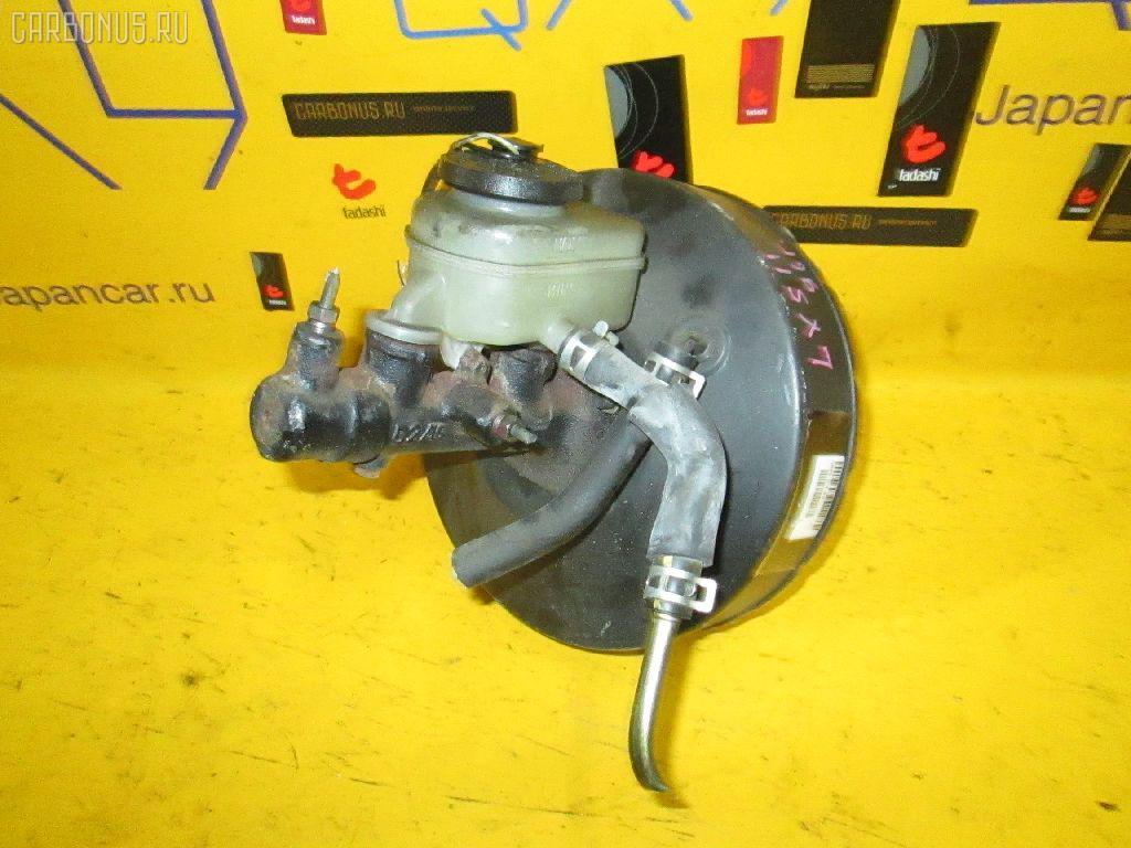 Главный тормозной цилиндр TOYOTA CROWN COMFORT LXS11 2L-TE Фото 3