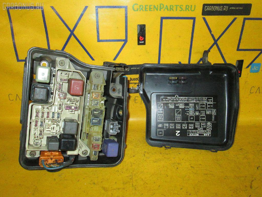 Блок предохранителей TOYOTA CROWN COMFORT LXS11 2L-TE Фото 1