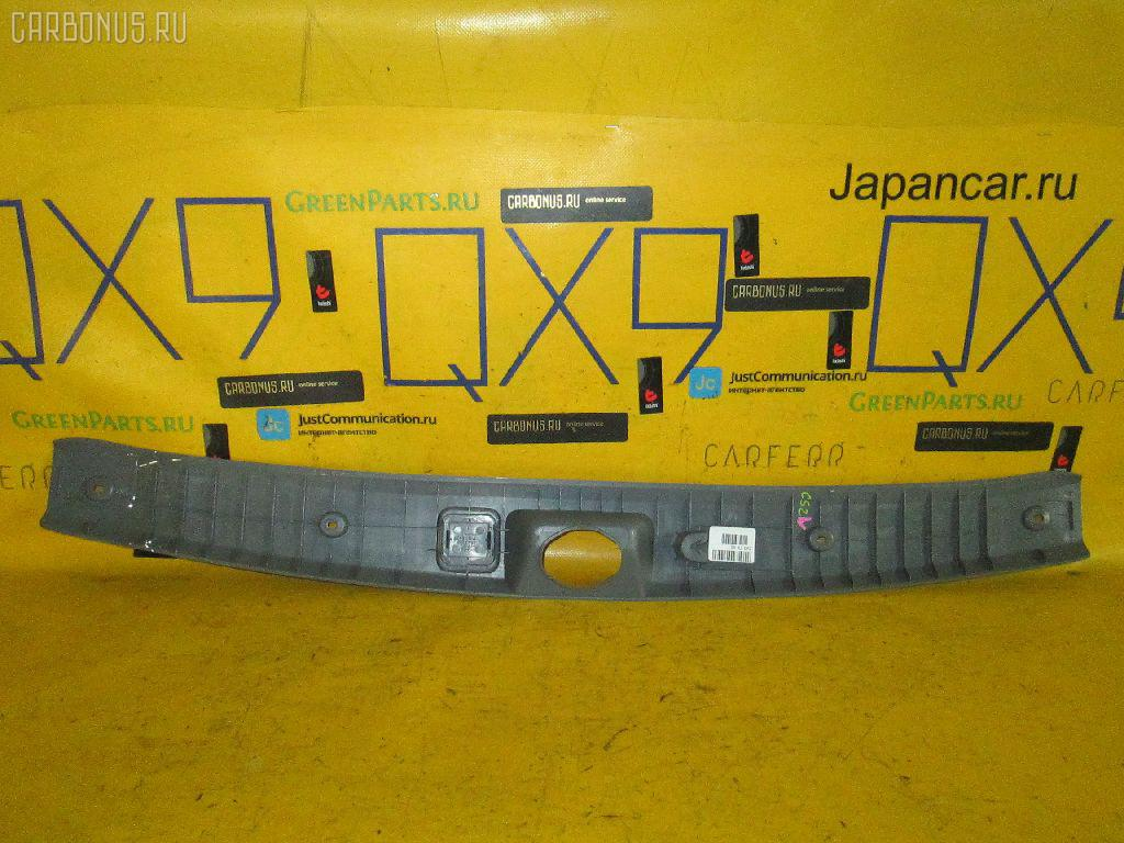 Обшивка багажника Mitsubishi Lancer cargo CS2V Фото 1