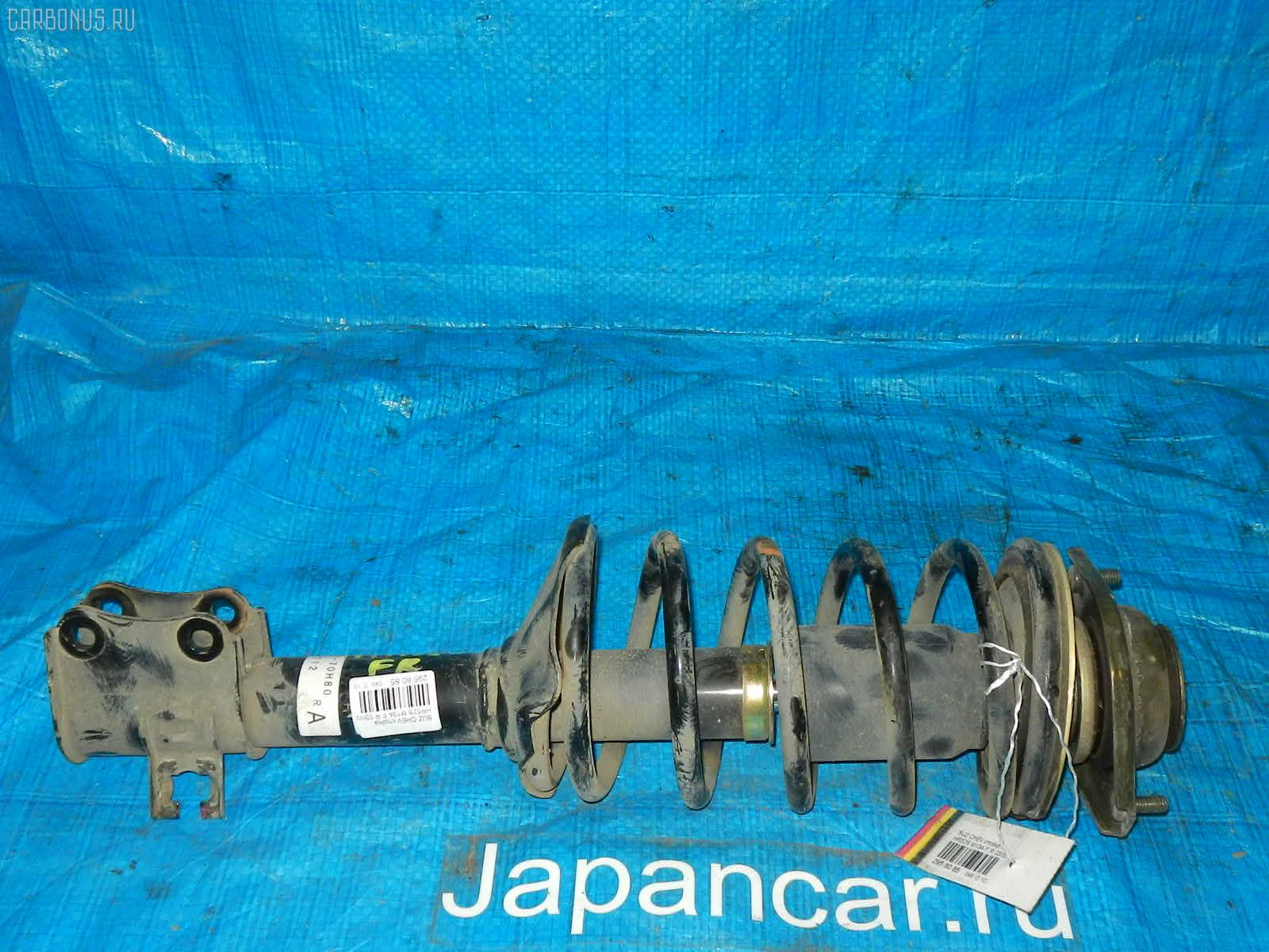 Стойка амортизатора Suzuki Chevrolet cruze HR52S M13A Фото 1