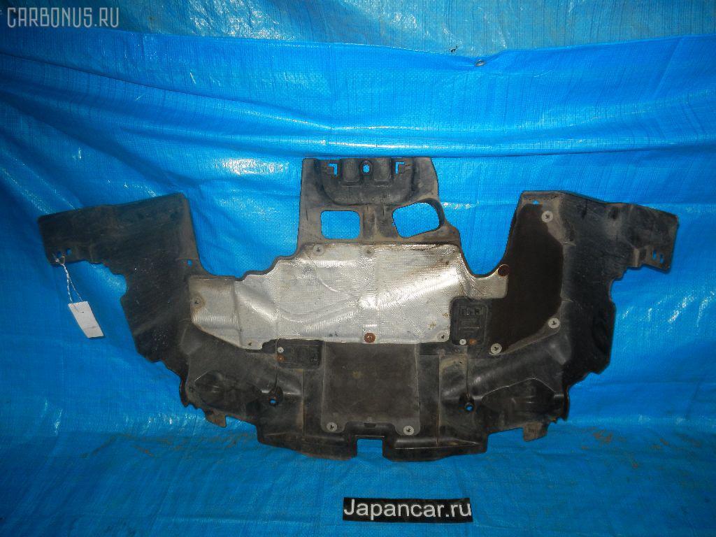 Защита двигателя SUBARU LEGACY BL5 EJ20. Фото 1