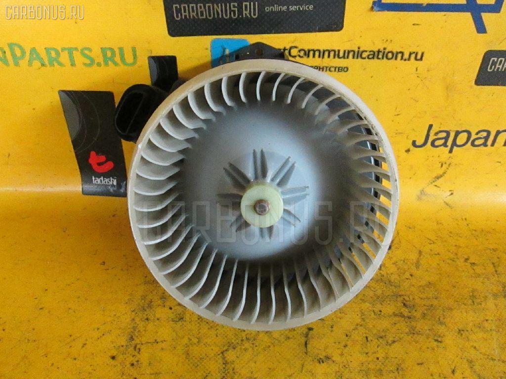 Мотор печки TOYOTA RACTIS SCP100. Фото 1