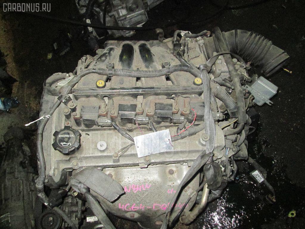 Двигатель MITSUBISHI CHARIOT GRANDIS N84W 4G64. Фото 9