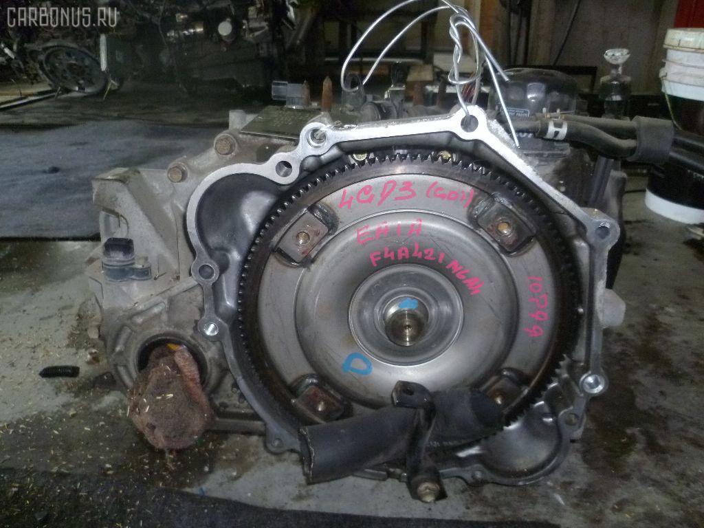 КПП автоматическая MITSUBISHI GALANT EA1A 4G93. Фото 2