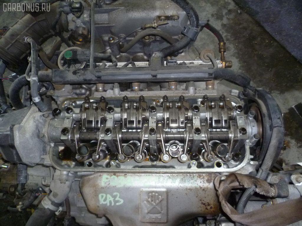 Двигатель HONDA ODYSSEY RA3 F23A. Фото 1