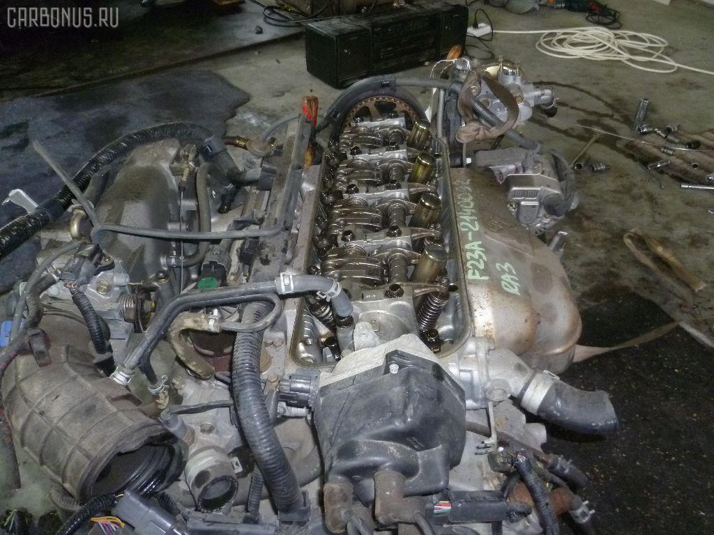 Двигатель HONDA ODYSSEY RA3 F23A. Фото 2