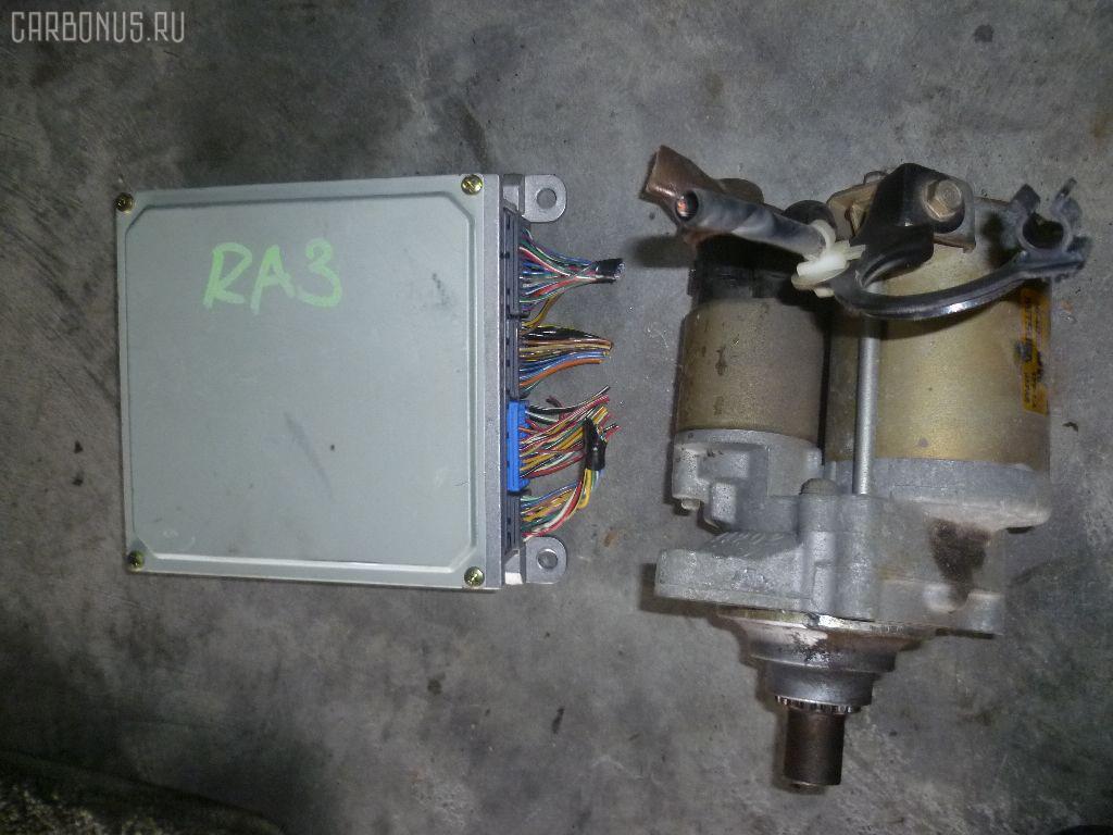 Двигатель HONDA ODYSSEY RA3 F23A. Фото 4