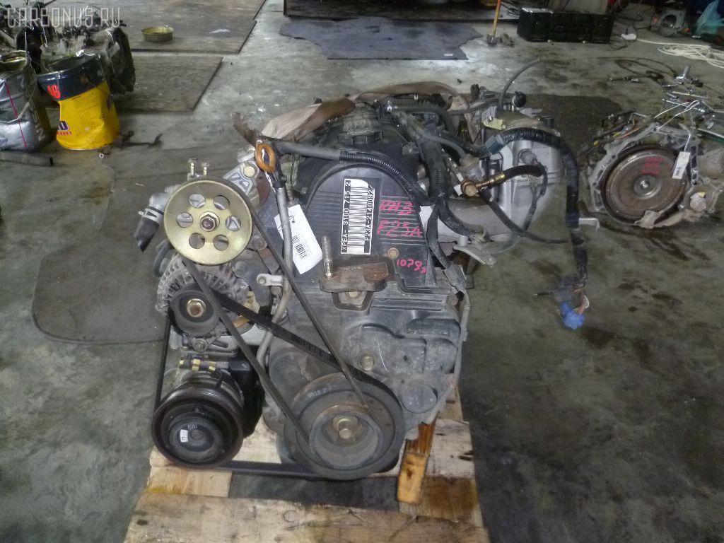 Двигатель HONDA ODYSSEY RA3 F23A. Фото 6
