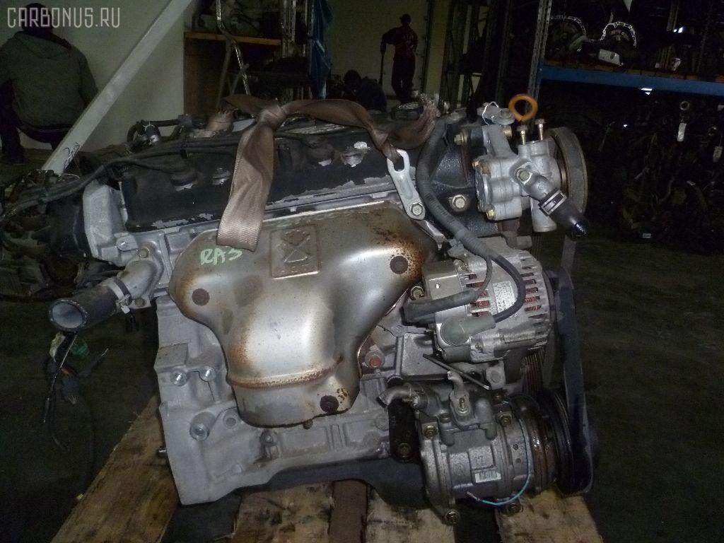 Двигатель HONDA ODYSSEY RA3 F23A. Фото 7