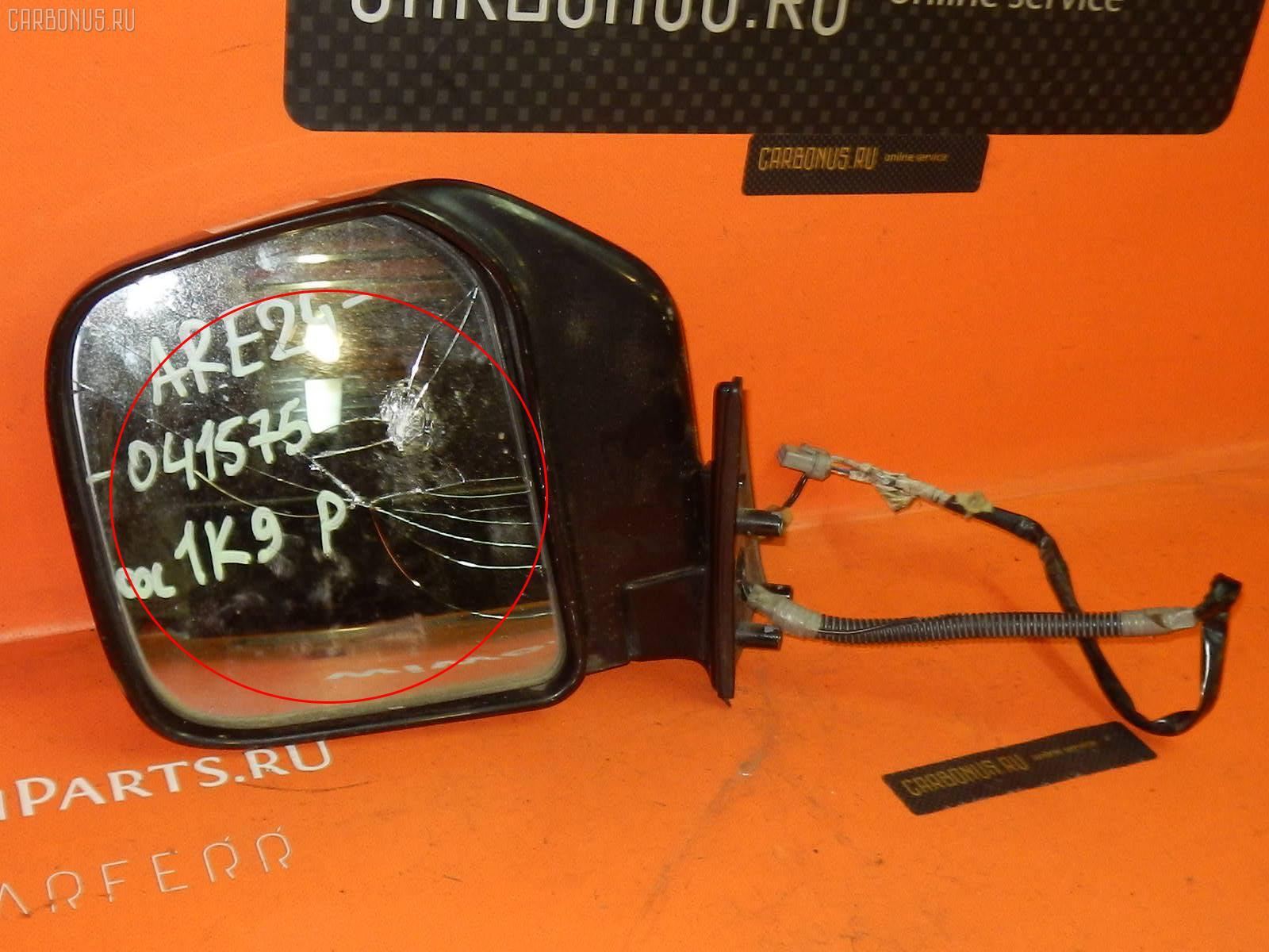 Зеркало двери боковой NISSAN CARAVAN ARE24. Фото 1