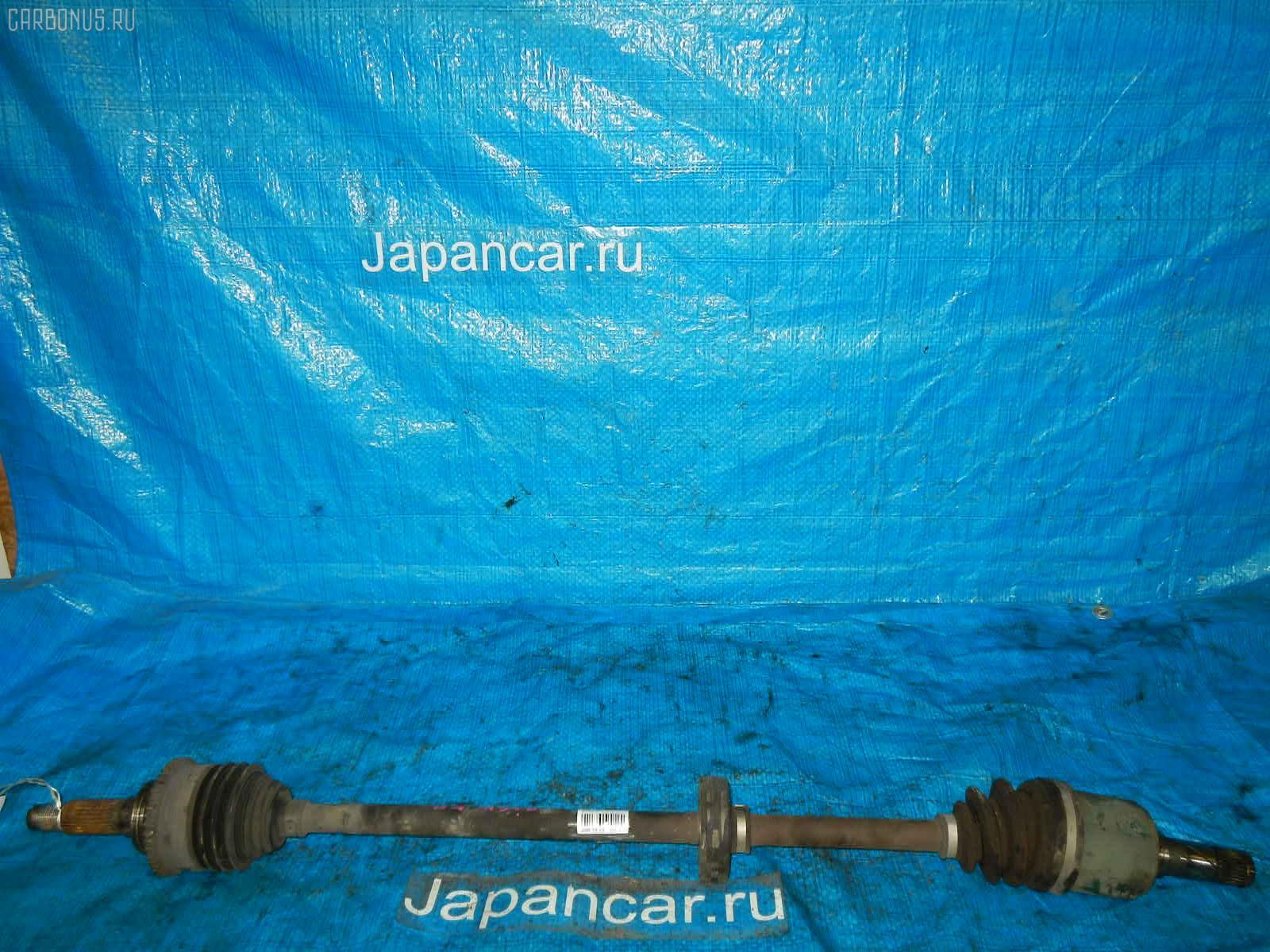 Привод Mazda Familia s-wagon BJ5W ZL Фото 1