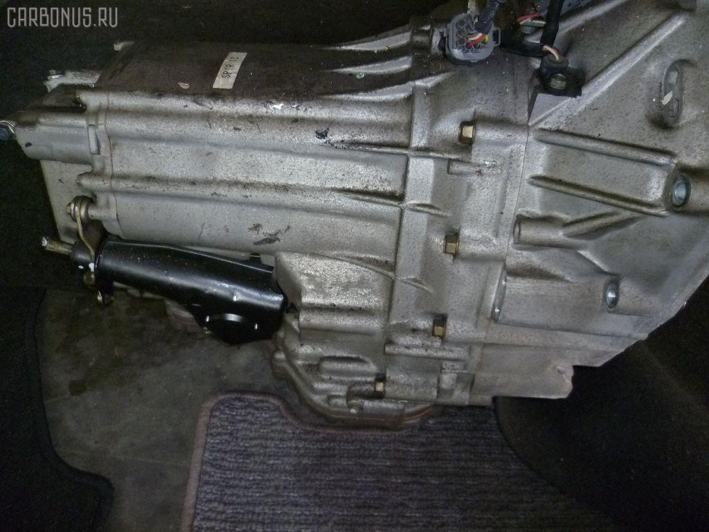 КПП автоматическая HONDA SABER UA2 G25A. Фото 2