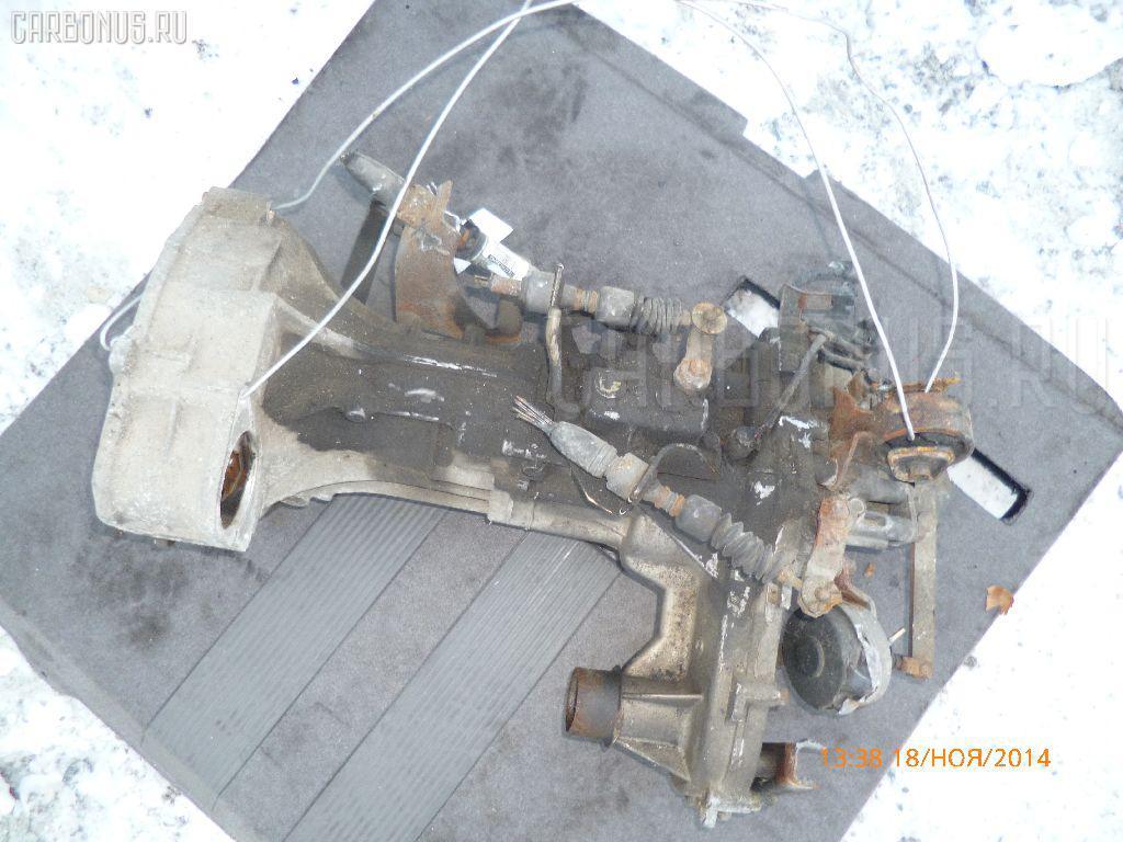 КПП механическая MITSUBISHI MINICAB U62T 3G83 Фото 4