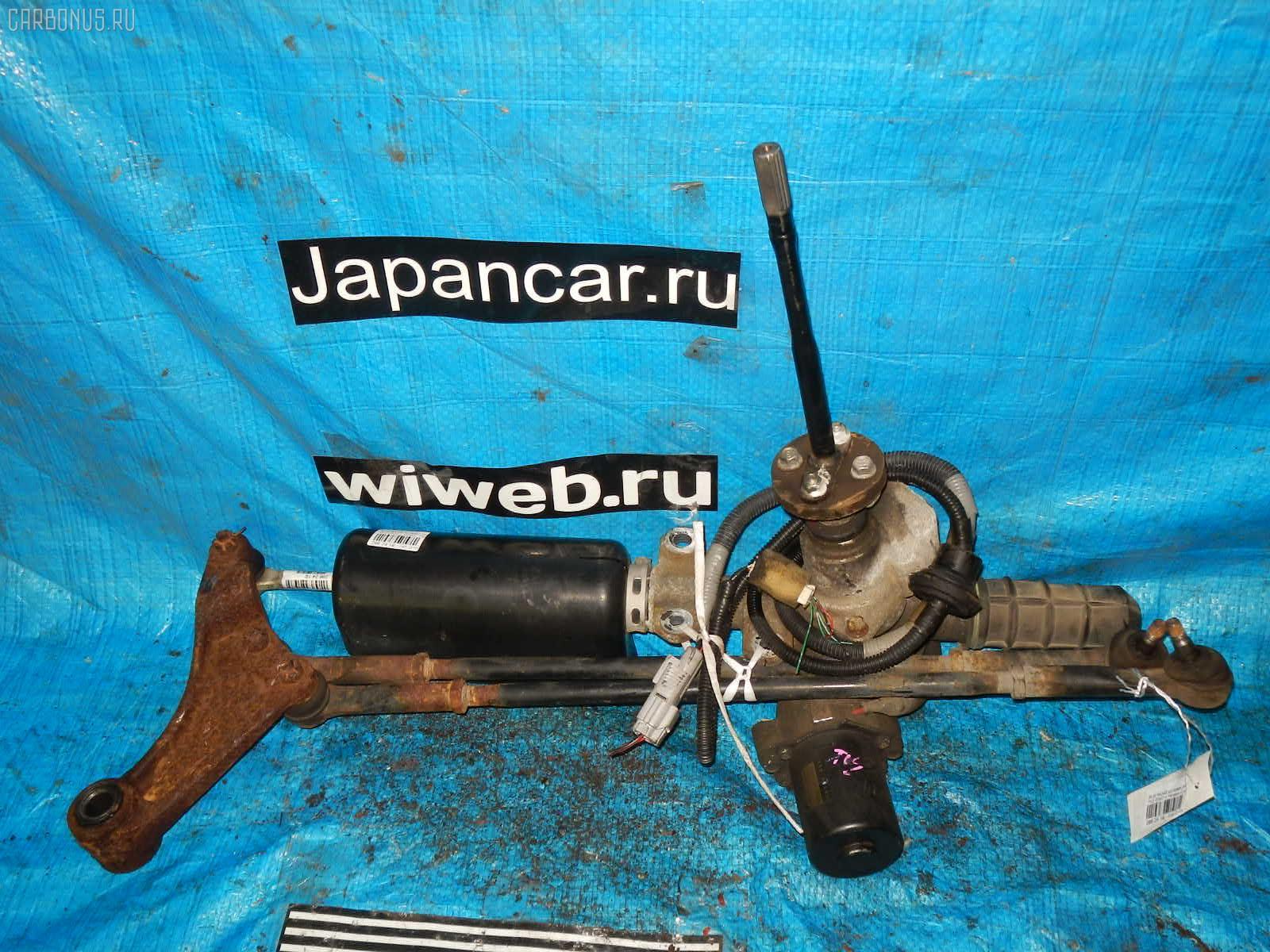 Рулевая рейка SUBARU SAMBAR TV2 EN07. Фото 1