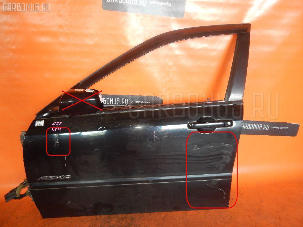 Дверь боковая ISUZU ASKA CJ2 Фото 1