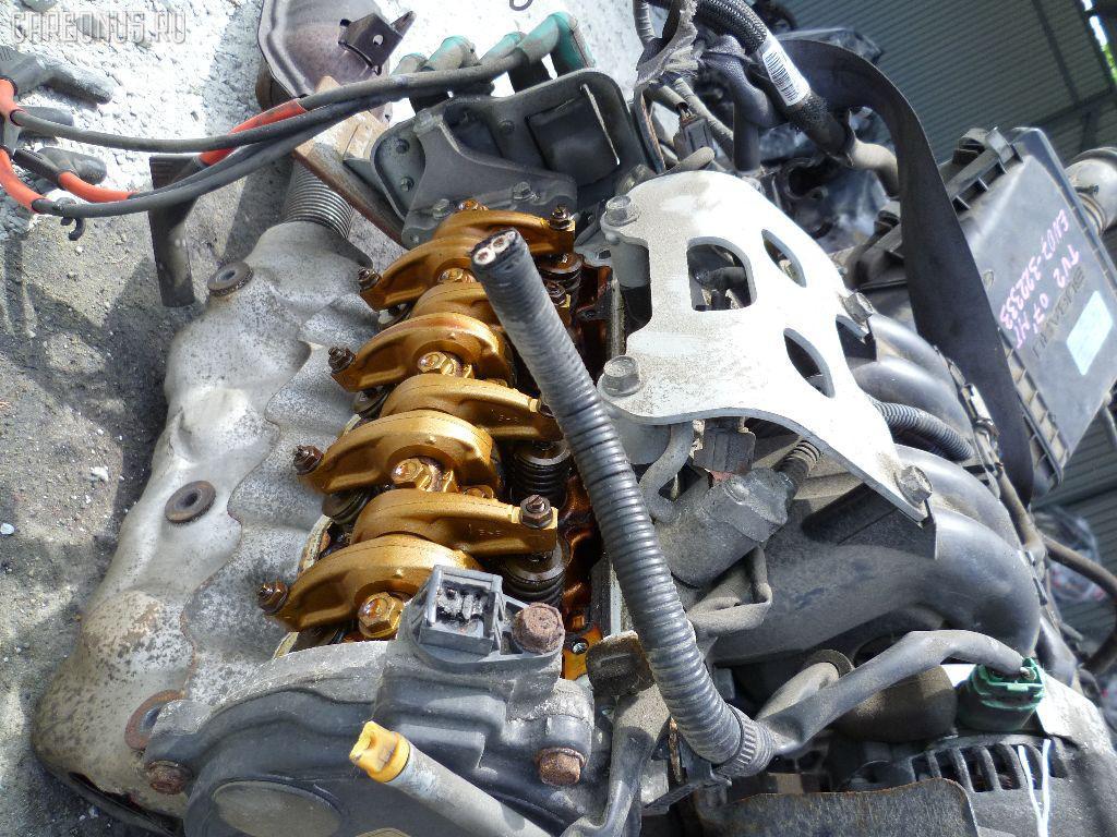 Двигатель SUBARU SAMBAR TV2 EN07. Фото 2