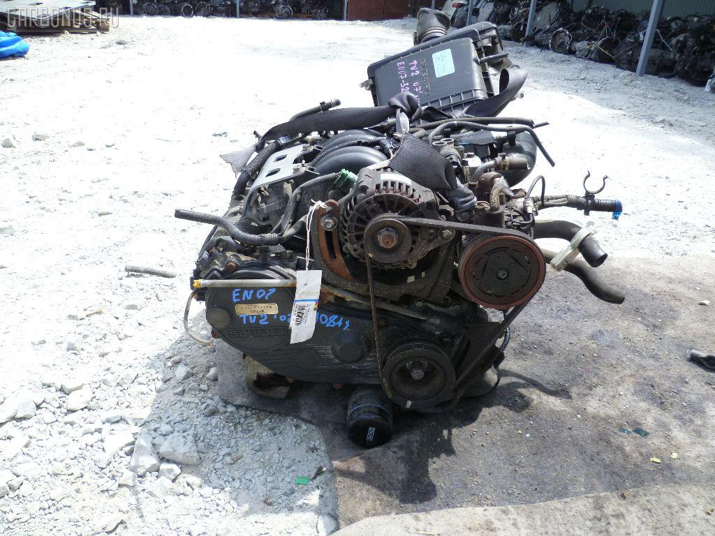 Двигатель SUBARU SAMBAR TV2 EN07. Фото 5