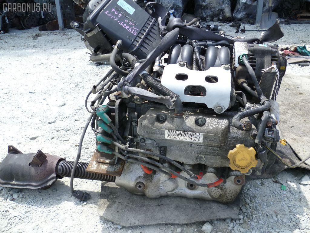 Двигатель SUBARU SAMBAR TV2 EN07. Фото 6