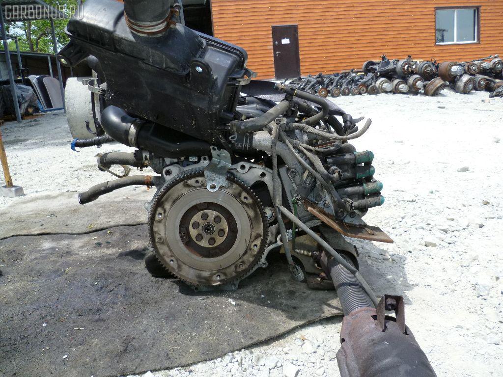 Двигатель SUBARU SAMBAR TV2 EN07. Фото 7