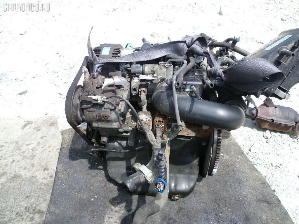 Двигатель SUBARU SAMBAR TV2 EN07. Фото 9