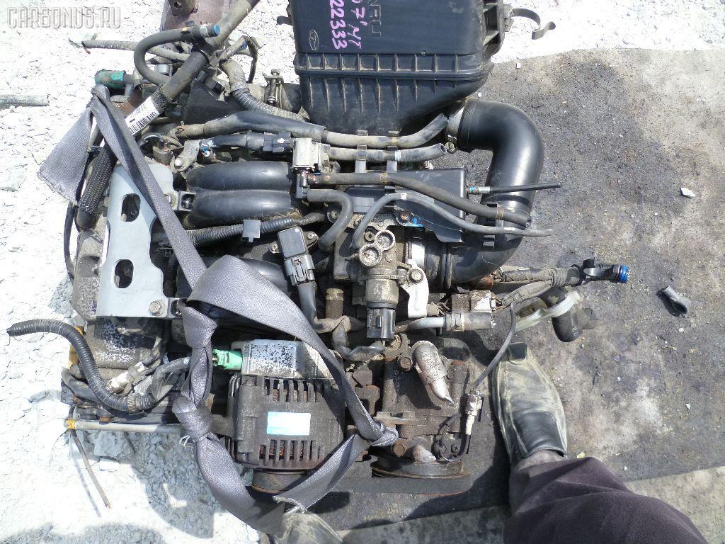 Двигатель SUBARU SAMBAR TV2 EN07. Фото 10