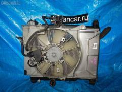 Радиатор ДВС TOYOTA VITZ SCP13 2SZ-FE Фото 4