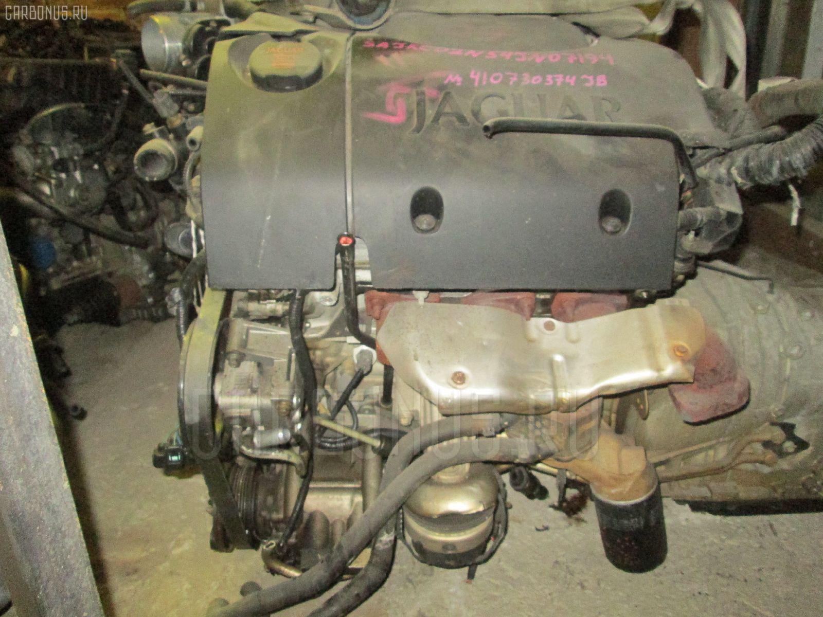 Двигатель JAGUAR S-TYPE J01JC JB Фото 2