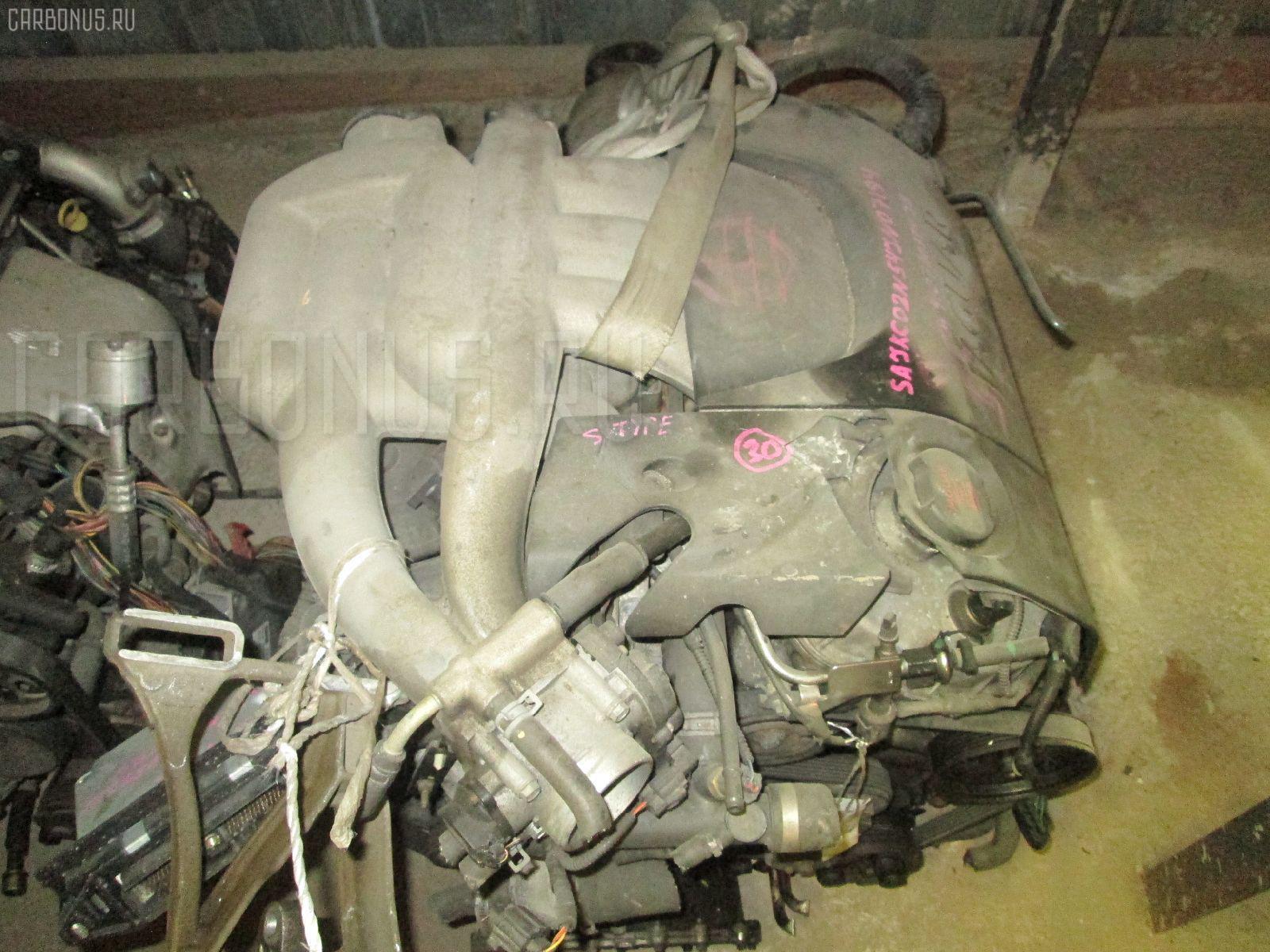 Двигатель JAGUAR S-TYPE J01JC JB Фото 4