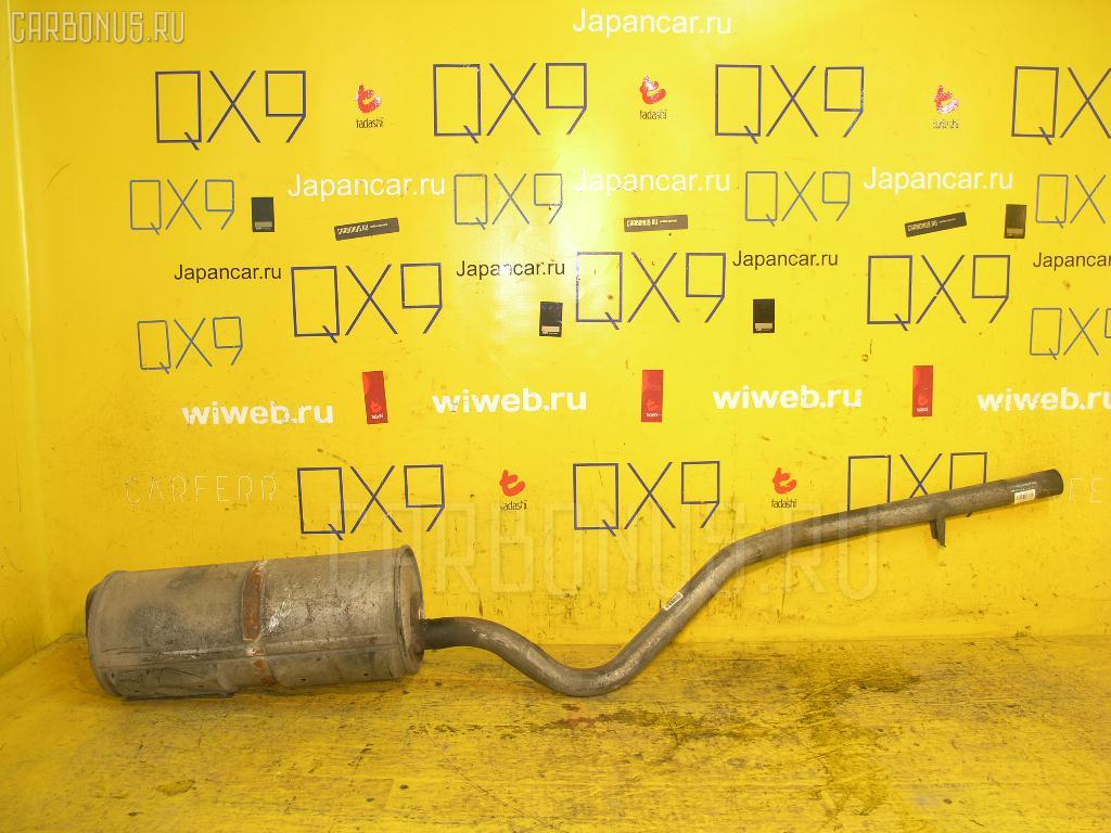 Глушитель ISUZU ELF P6F23 TD27 Фото 1