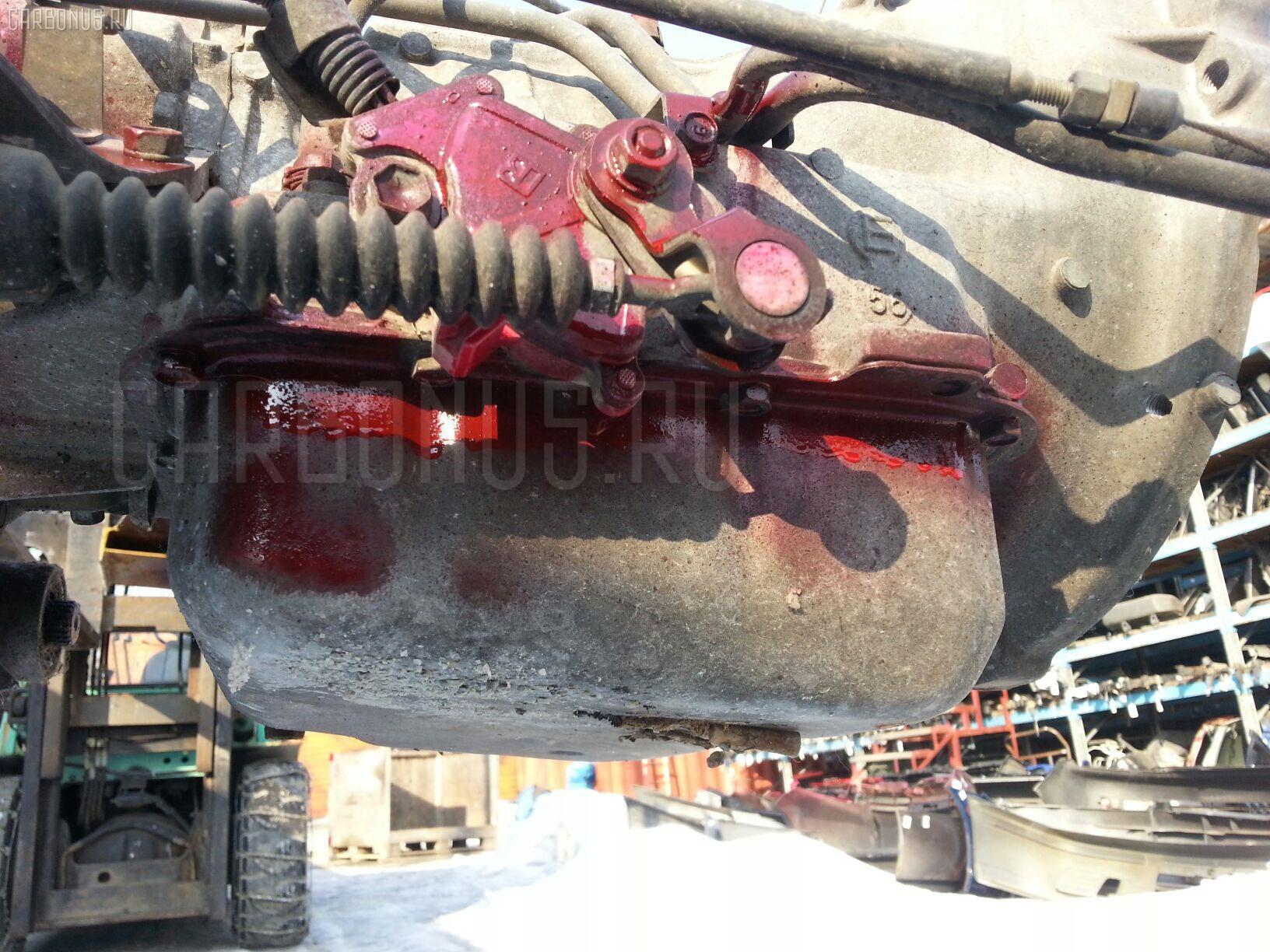 КПП автоматическая Daihatsu Terios kid J111G EF-DEM Фото 1