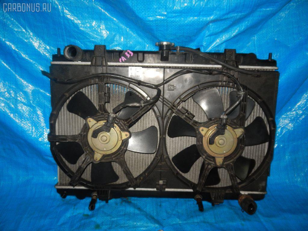 Радиатор ДВС NISSAN CEFIRO PA33 VQ25DD. Фото 6