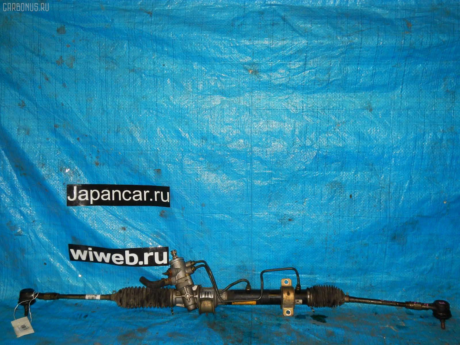 Рулевая рейка MITSUBISHI EK WAGON H81W 3G83. Фото 4