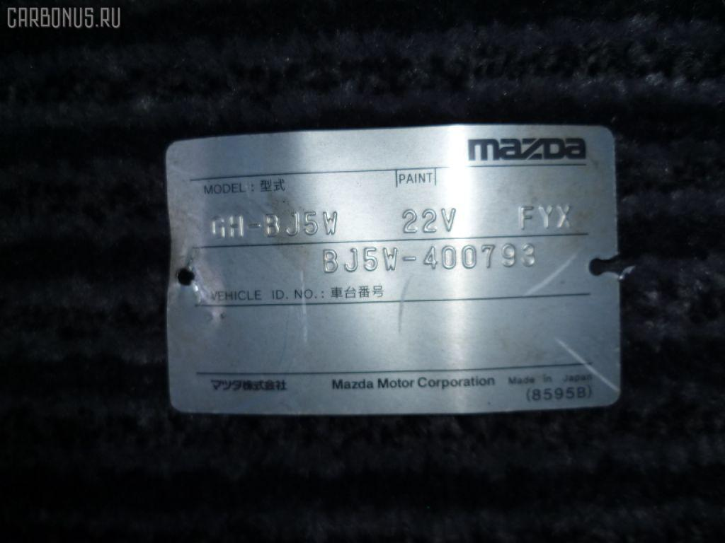 КПП автоматическая MAZDA FAMILIA S-WAGON BJ5W ZL. Фото 6